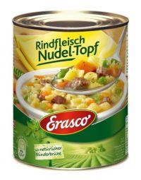 Erasco Rindfleischnudeltopf