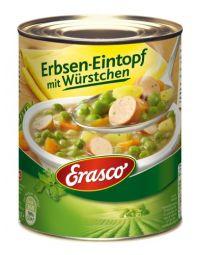 Erasco Erbseneintopf mit Würstchen