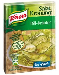 Knorr Salatkrönung Dill-Kräuter