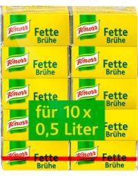 Knorr Fette Brühe