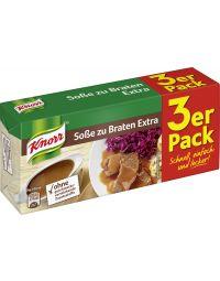 Knorr Sosse zu Braten Extra, 3er Pack