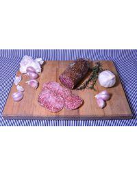 Echte Ungarische Salami in Scheiben 100g