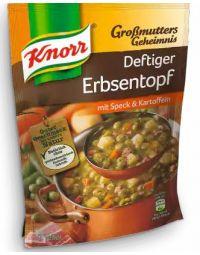 Knorr Deftiger Erbsentopf