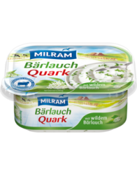 Milram Bärlauchquark