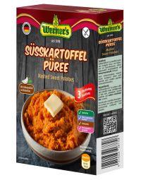 Werner's Süsskartoffel Püree