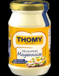 Thomy Delikatess Mayonnaise, jar