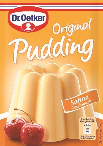 Dr Oetker Original Pudding Sahne